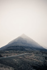 The top point (Lise Ulrich Photography) Tags: road travel autumn mountain nature fog landscape volcano iceland haze outdoor roadtrip nationalgeographic naturescenery canoneos500d