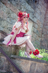 Magic Knight Rayearth (skwinky) Tags: city cosplay magic knight umi hikaru ellicott rayearth