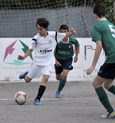 DORN-TIRS 015 1200 (Alberto Segade) Tags: sports football nikon soccer infantil nikkor fútbol oleiros codesal d300 dorneda nikkorzoomlens nikond300 nikon80200afs