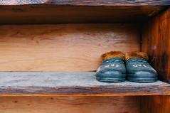Take off your shoes (geedub11) Tags: temple shoes asia fuji buddhist culture korea finepix fujifilm southkorea fujinon rok suwon x100 fujifinepixx100