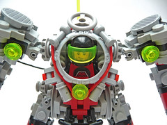 Neo M-Tron Exo-suit V.2 (Magma guy) Tags: classic is lego barrels space awesome next m suit peter turtles reid minifigs coming tron magma exo blacktron exosuit mtron