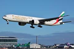 A6-EGK Boeing 777-300 at Dublin 5th February 2015 (_Illusion450_) Tags: dublin plane airplane airport aircraft aviation emirates boeing aeroport dub dublinairport boeing777 emiratesairlines b777 boeing777300 050215 emiratesairline b773 ṭayarānalimārāt a6egk 05022015 طَيَرانالإم