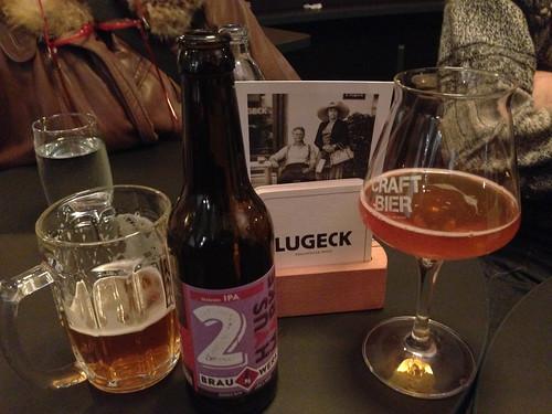 Lugeck Restaurant Vienna - Jan 2015 - 1