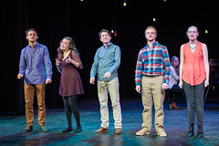 886 (Dan Anderson Pictures) Tags: show winter music minnesota lights dance actors comedy theater play theatre song stage performance performingarts stpaul highschool musical acting actor drama mn hereiam finearts cdh 2015 cretinderhamhall
