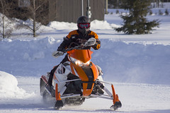 Winter passions - snowmobiles (souzouki_123) Tags: winter sport race cat shot action motor hobbies sled gears artic snowmobile actionshots racer motorsport drift snopro passions articcat xf800 teamartic