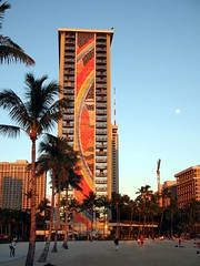 Rainbow tower (802701) Tags: hawaii waikiki oahu waikikibeach rainbowtower