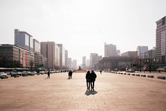 Seoul: Gwanghwamun Square (Seoul Korea) Tags: city asian photo asia capital korea korean photograph seoul southkorea gwanghwamun   kpop  republicofkorea canoneos6d flickrseoul sigma2470mmf28exdghsm gwanghwamunplaza