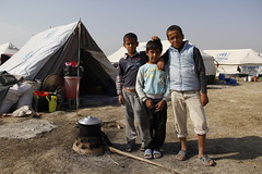 Displaced in Khanaqin, Iraq, 2014 (Ummah Welfare Trust) Tags: poverty charity war refugee islam iraq east relief aid arab middle activism humanitarian displaced humanitarianism