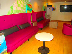 Nice Couch (Irvine Kinea) Tags: world voyage travel bridge cruise pope station saint ferry john paul island restaurant cafe stem cabin ramp asia ship fiesta state desk room horizon philippines arcade vessel super front tourist class hallway lobby deck gaming alleyway tatami vip trips hippo mast value suite accommodation tours stern propeller console augustine economy navigation charging rudder nn mega negros ats aft forecastle amenities 2go nenaco