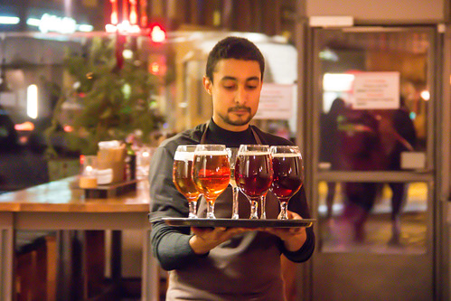 Someone ordered a beer or maybe two by Infomastern, on Flickr