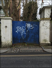 Lone PBK ATG (lewis wilson) Tags: city urban london art graffiti paint boobs tag tags urbanart damage lone graff flick throw atg northlondon pbk flik ukgraff ldngraffiti