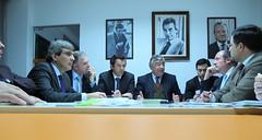 Reunião com Comissão Política Distrital Alargada do PSD Guarda