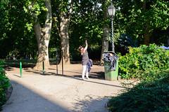 (Nebulon (Balzs Varga)) Tags: street light woman nature lady candid budapest streetphotography photographing