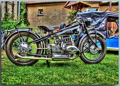 Oldtimertreffen in Schöneiche bei Berlin - AU (Peterspixel from Peter Althoff) Tags: bmw motorcycle dnepr bsa nsu simson motorrad ifa zündapp motocyclette мотоцикл днепр birminghamsmallarmscompany wehrmachtsgespann awo425 nsumotorenwerke