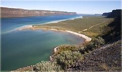 Washington State - 1 (Road Trip) (FarhadFarhad .(Farhad Jahanbani)) Tags: seattle lake nature washington state banks