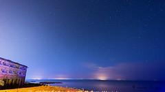 (..Javier Parigini) Tags: argentina night wow stars noche nikon flickr estrellas cordoba laguna nikkor miramar f28 d800 marchiquita 1424mm javierparigini miramardeansenuza
