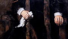 IMG_8965H Rembrandt van Rijn  1606-1669. Amsterdam. Portrait of Margaretha de Geer. Wife of Jacob Trip.  vers 1661.   Londres. National Gallery. (jean louis mazieres) Tags: greatbritain london museum painting unitedkingdom muse nationalgallery londres museo peintures peintres grandebretagne rembrandtharmenzvanrijn