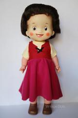 Heidi (vintage.dolls) Tags: vintage heidi toys spain 70s marco famosa collectable mueca