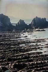 Hartland Point, Devon (Richard G. Hilsden) Tags: uk england cornwall britain g devon 1992 hilsden richardghilsden