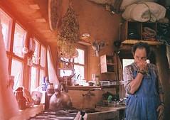 Can Masdeu (us&them.) Tags: barcelona house colour film 35mm spain warm olympus squat lightleak canmasdeu sooc
