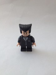 Klarion the Witch Boy (Dehroguesfanboy) Tags: light boy dc lego witch elite bleak villain minifigure purist klarion