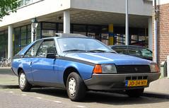 1982 Renault Fuego GTS 1.6 (rvandermaar) Tags: 1982 renault 16 fuego gts renaultfuego renaultfuegogts sidecode4 fuegogts jd34ny