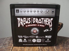 Brews Brothers Volume 2 (knightbefore_99) Tags: wood music west beer vancouver table coast cool bc box craft case local dozen 12 limited edition twelve pivo brewsbrothers