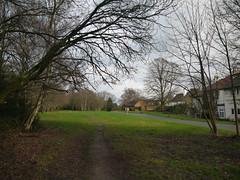 Westcott Common (Worthing Wanderer) Tags: winter cloudy walk surrey february dorking westcott greensand