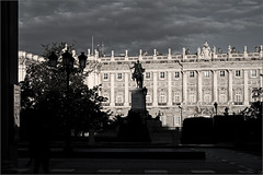 Good morning Felipe.... (hans_verduin) Tags: madrid royal palace dsc0081