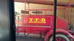 Tambo Fire Brigade Truck
