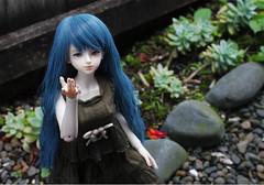 In the garden (Win) Tags: bjd luts mdf msd blanchet modeldelf