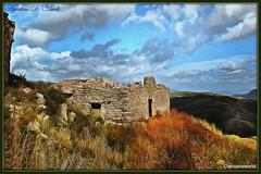 L'abbandono - Maggio-2016 (agostinodascoli) Tags: travel art nature photoshop landscape nikon colore digitalart case digitalpainting nikkor turismo viaggi paesaggi sicilia fullcolor cianciana