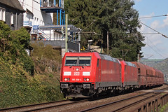 D DBC 185 308-4 Bacharach 08-04-2016 (peters452002) Tags: railroad train germany d eisenbahn rail railway trains olympus db cargo etrain locomotive bahn railways trein railroads spoor duitsland e5 spoorwegen lokomotive treinen twop traxx dbc elok br185 lokomotief clickcamera jalalspagestransportationalbum peters452002