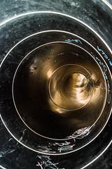 269/365 Fuori (darioseventy) Tags: light circle outside tube perspective inside exit length tubo luce dentro cerchio prospettiva fuori uscita lunghezza