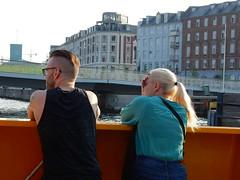 Copenhagen (simo2582) Tags: travel people woman man girl copenhagen denmark boat couple europe scandinavia