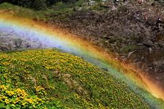 IMG_8988 (Christandl) Tags: mountain alps salzburg water canon austria waterfall sterreich rainbow europa wasserfall berge alpen regenbogen autriche pinzgau hohetauern tauern krimmler krimmlerwasserflle canon7d krimmlerarche