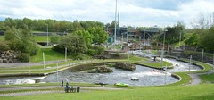 Stockton on Tees, River Tees watersports centre (rossendale2016) Tags: sports water river whitewater centre canoe watersports stockton tees canooing rivertees
