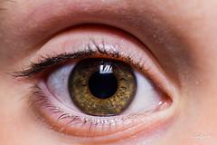 Occhio di Emma (JackX91) Tags: light eye beauty eyes occhi occhio luce bellezza bimbi bambino iride pupilla