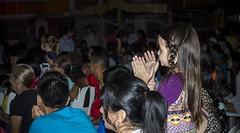 Caravana Cultural recorre los barrios (GadChoneEC) Tags: nios ciudadela cultural municipal caravana homenaje alegra diadelnio losnaranjosuno