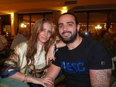 Taormina - Sofie and Ivan from Sweden (Luigi Strano) Tags: portraits sicily taormina ritratti