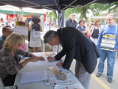 Landini firma i referendum scuola