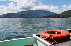 Lago di Como (katefoto-) Tags: como lago barca natura acqua paesaggio vacanze bellezza onde