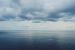 horizon (Alba Lyon) Tags: sea mar clouds sky cel nuvols formentera illes balears catalunya blue blau cielo nubes horizon horizonte horitz