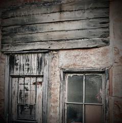 'Wild West' 11 (Yowell Art) Tags: wild west jail morningside edinburgh scotland hidden street