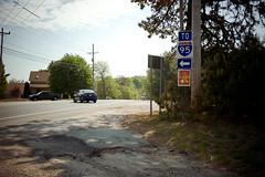 24 Hr (David Stebbing) Tags: street color flickr roadside