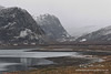 Eriboll Shore (Shuggie!!) Tags: winter snow mountains seaweed beach water landscape scotland highlands rocks williams shoreline hills karl sutherland saltflats zenfolio mistandfog karlwilliams