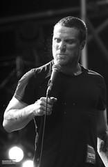 Sleaford Mods (Mark Holt Photography - 4 Million Views (Thanks)) Tags: blackandwhite music monochrome liverpool livemusic festivals portraiture soundcity liverpoolsoundcity jasonwilliamson sleafordmods