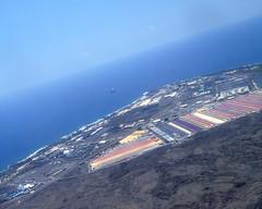 Goodbye Big Island Colors... (Anders Magnusson) Tags: sky water fly flying view air thebigisland kailua kailuakona andersmagnusson