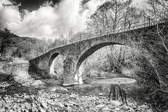 Koutsoulekkou (kzappaster) Tags: bridge bw olympus greece ft e3 zuiko stonebridge zd epirus 1122mm zagori koutsoulekkou