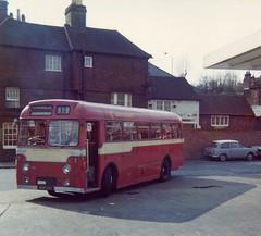 TV&A-355-MOR592-GuildfordFR-1976a (Michael Wadman) Tags: guildford aecreliance aldershotdistrict aldervalley mor592